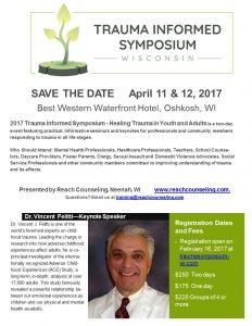 Save the Date TRAUMA SYMPOSIUM